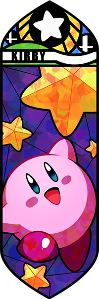 Smash Bros - Kirby by Quas-quas.deviantart.com on @DeviantArt