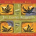 The Four Agreements - Los Cuatro Acuerdos by Don Miguel Ruiz: Every action, says don Miguel Ruiz, is based on agreements people make - with other people, with God, with life. But the most important agreements are those people make with themselves. In these agreements they tell themselves who they are, how to behave, what is...