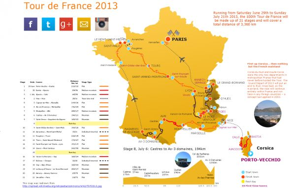2013 Tour de France TV coverage on NBC Sports Network and NBC