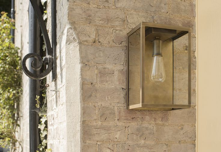 Our new Finsbury #Wall #Light is an elegant touch to make a grand entrance to your #home.