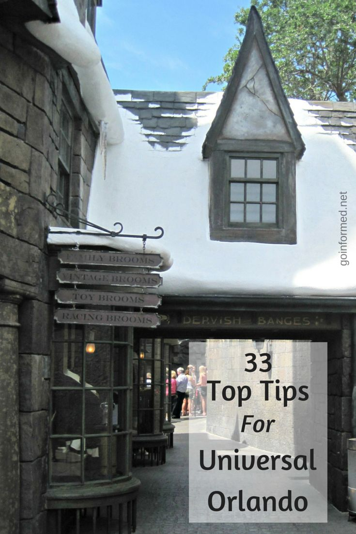 Have more fun and less hassle! Read this post before you visit the Universal Orlando theme parks.