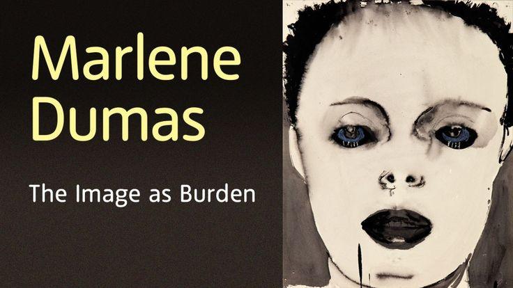Marlene Dumas: The Image as Burden at tate