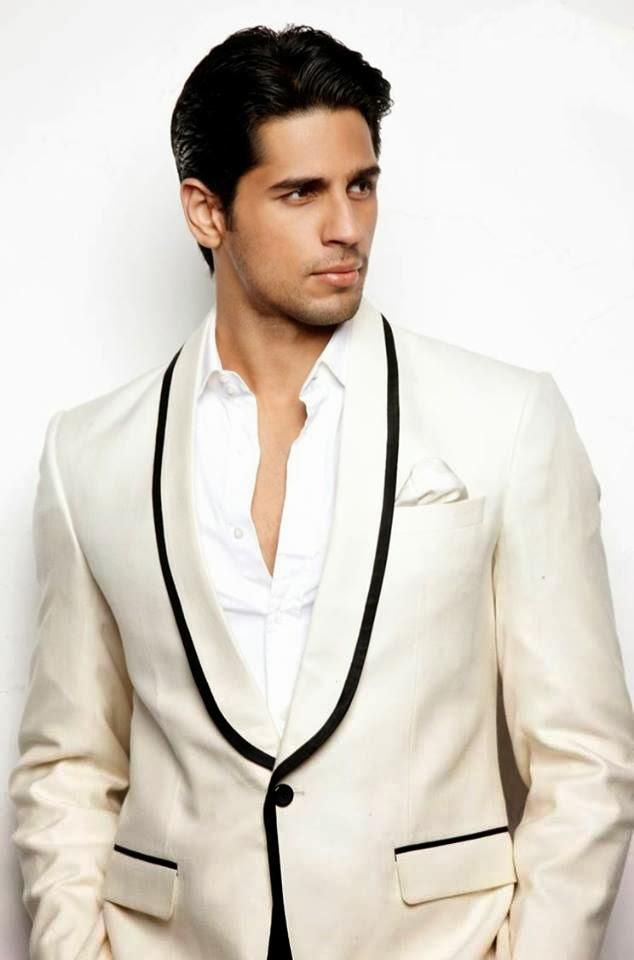 Sidharth Malhotra - He had a role in the great movie 'Student of the year'