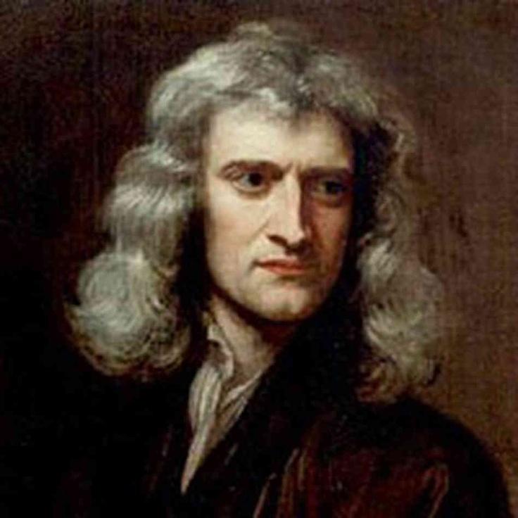 Isaac Newton 1642-1727 physics and mathematics
