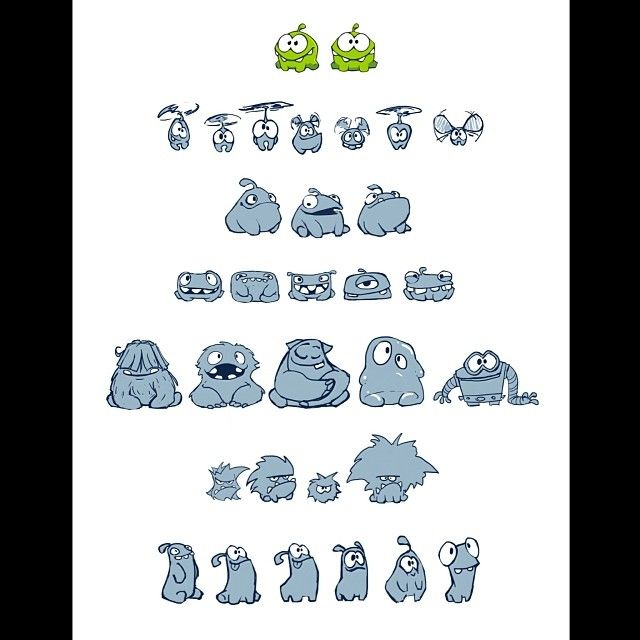 Game Character Design Website : Best official cut the rope artwork images on pinterest