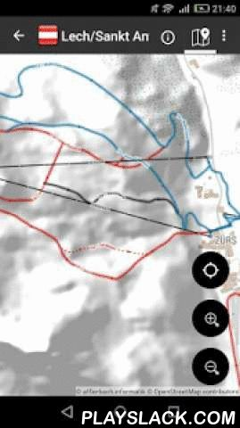 Ski Mate  Android App - playslack.com ,  ❅ ❅ ❅ ► easy orientation while skiing or snowboarding► interactive maps with ski runs, lifts and other points of interest► GPS location finding► weather report and forecast► 80+ international ski resorts (more to come)► Languages: English, German, French, Italian, Dutch, Spanish, Catalan  ❅ ❅ ❅ Feedback ► Your favorite ski resort is missing?► Found an issue?► Wish for a feature?► Any complaints or questions?➡ Write us to support@afflerbach.info! ► You…