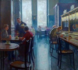 Joost Doornik Blog: Dutch interior painter II