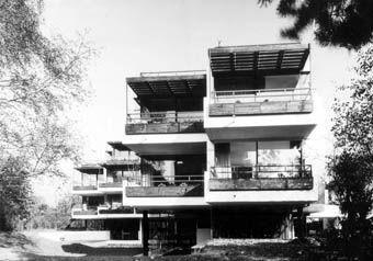 Erich Schneider-Wessling | ehem. Gästehaus der Alexander-von-Humboldt-Stiftung, Bonn-Bad Godesberg | 1964-1966