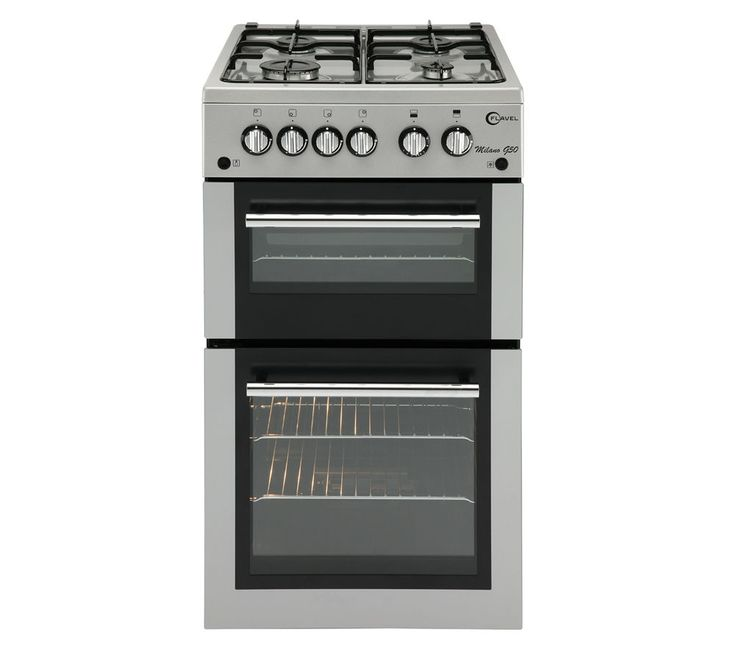 GAS – FLAVEL MLB51NDS Gas Cooker - Silver – WHICH BEST BUY