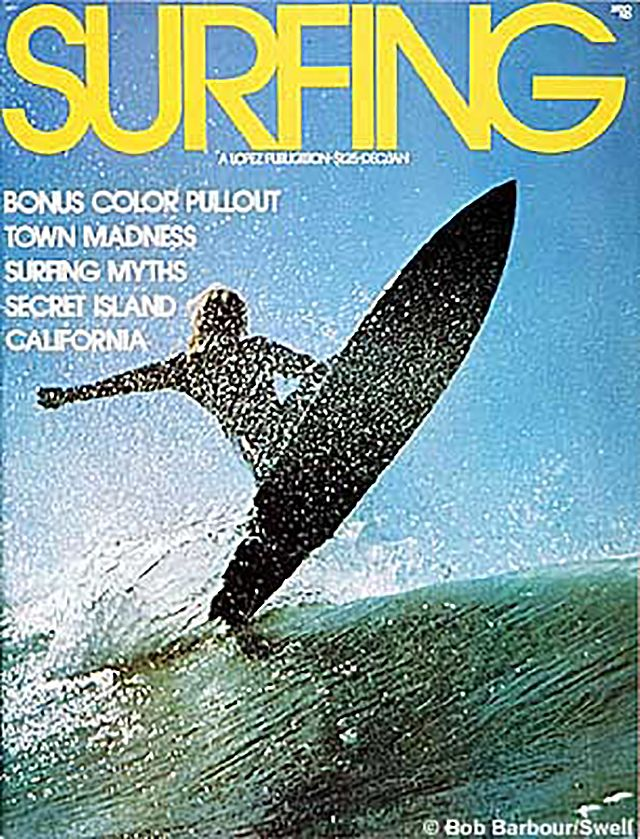 A man accused of murder in Santa Cruz, California over the weekend is former surfing great Kevin Reed. Most notably known for pioneering aerial surfing, Reed was the first surfer to ever appear doing an air on a surf magazine cover when he landed on the December/January 1975/76 issue of SURFING Magazine.