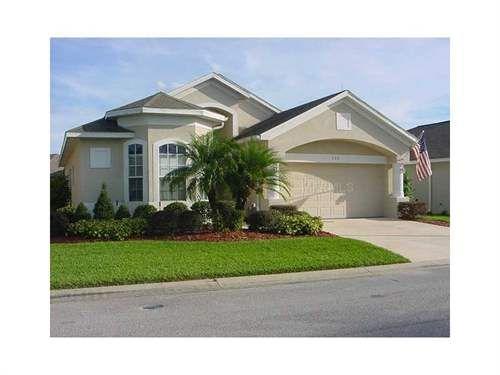 £125,388 - 3 Bed House, Davenport, Polk County, Florida, USA