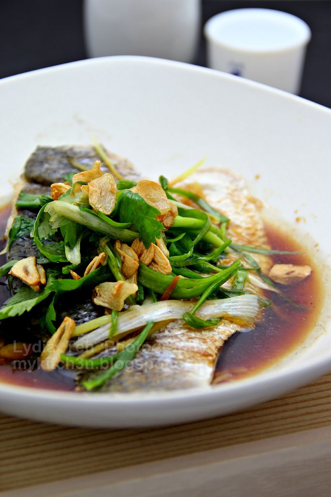Healthy fish recipes steamed