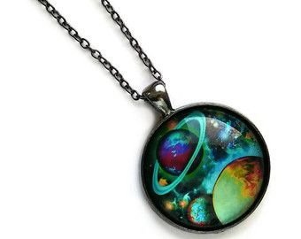 Out of this world? Honeycat Jewelry is NEW this year! Come see their vibrant pendants and other jewelry. Sure to be a hit this year!