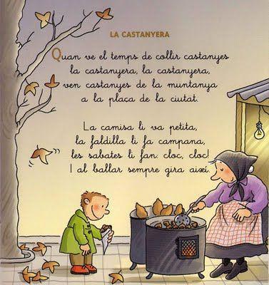 Cançó La Castanyera