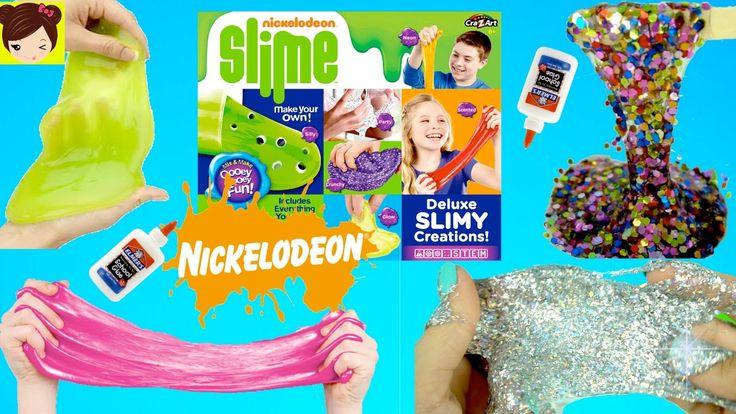 Slime para niños Juguete Para Hacer Slime Brillante, Holografico, Arcoir...