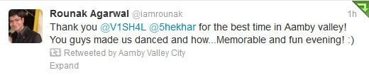 Vishal-Shekhar delivered an amazing show!