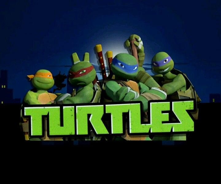 turtles rock....