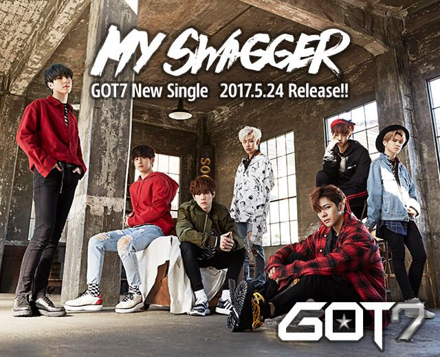 GOT7 Reveals short MV for 'My Swagger'; Their 4th Japanese Single | Koogle TV
