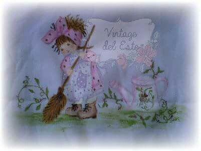 Pintura sobre tela sábanas y almohadones