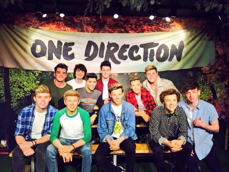 Hometown with one direction wax museum