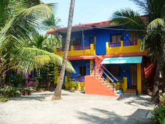 Sweezel Cottages in Goa