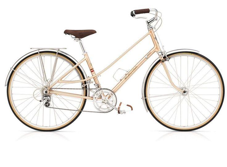 ELECTRA Retro Fahrrad Ticino 18D in der Farbe Créme Fraîche | eBay