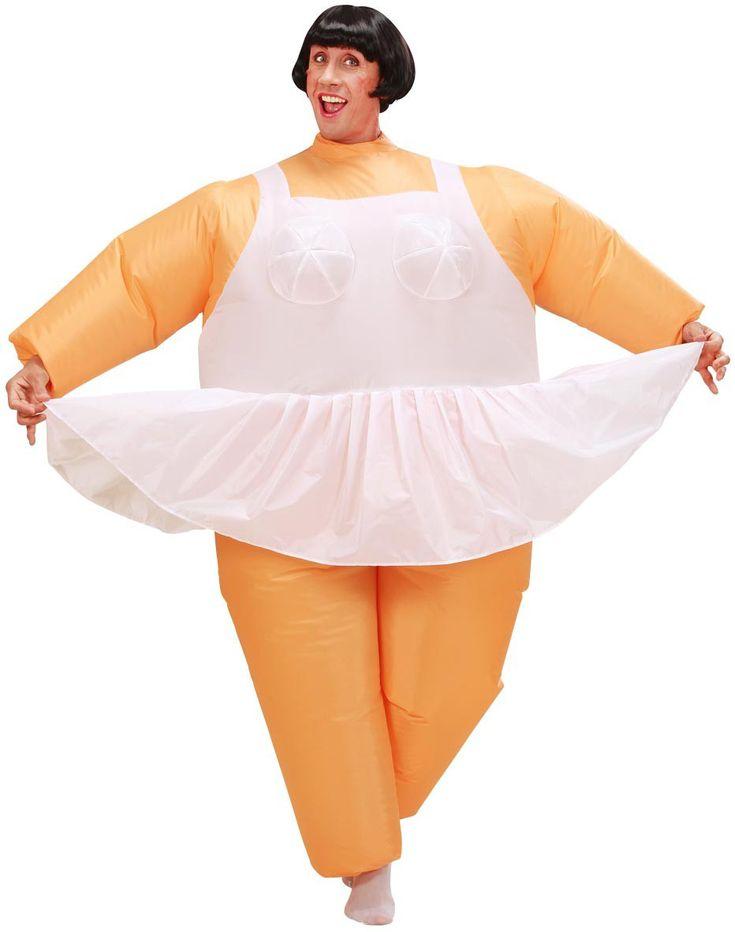 Déguisement ballerine gonflable : Deguise-toi, achat de Déguisements adultes