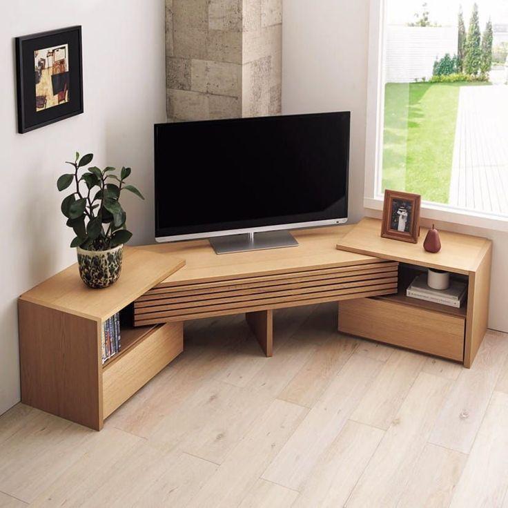 Schone Mobel Tv In Coin Craftidea Org Meuble Tv En Coin Meuble Mobilier De Salon