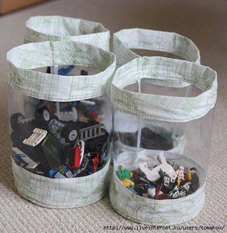 Изделий из пластика в нашей жизни становится все больше. Неудивительно, ведь он легкий, прочный, яркий. К сожалению, на свалках его количество тоже растет, так что это становится глобальной проблемой. А почему бы не использовать качества пластика в своих интересах и не дать использованным бутылкам и и канистрам вторую жизнь? Так можно и сэкономить ...