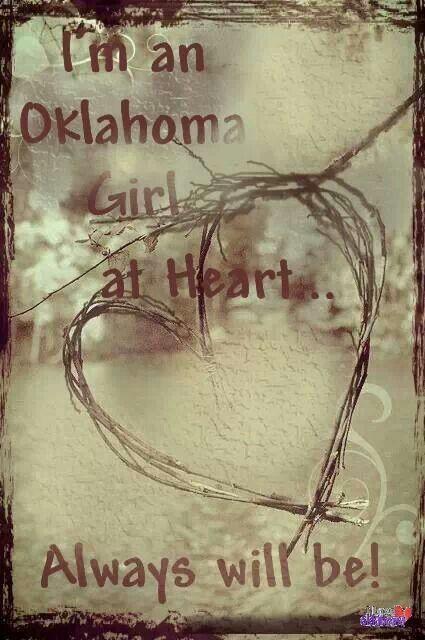 Always a oklahoma girl