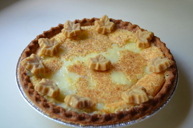 Sugar Pie With VT Maple Sugar Candies   I Sing In The Kitchen   Pinte ...
