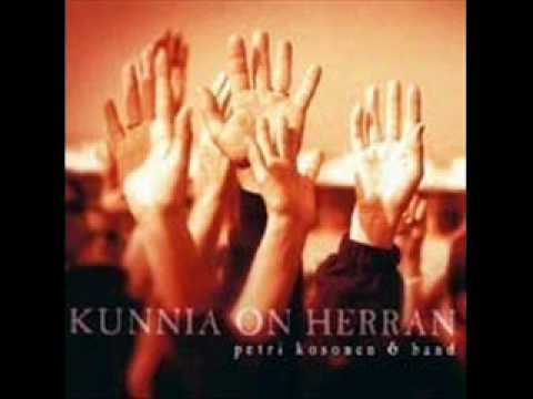 PETRI KOSONEN & BAND - TULE PYHÄ HENKI.   (Come, Holy Spirit like the wind.  Come, Holy Spirit, come into a poor heart.)