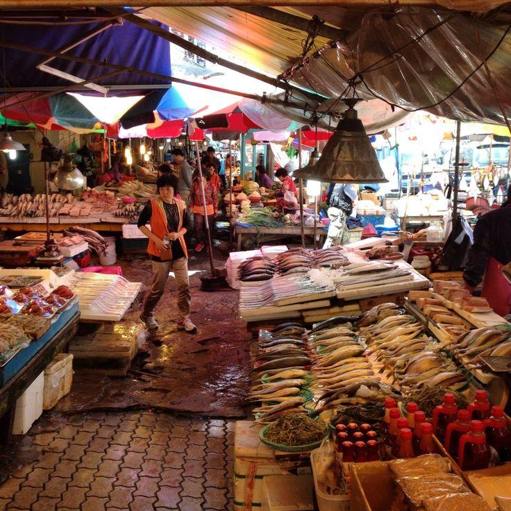 Chilseong Market- Daegu, South Korea