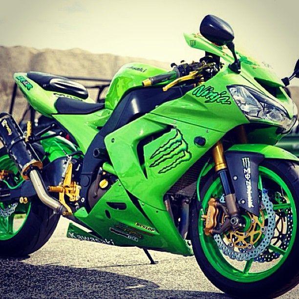 FOR SALE: 2004 #Kawasaki #Ninja #ZX10R | Www.CycleCrunch.com