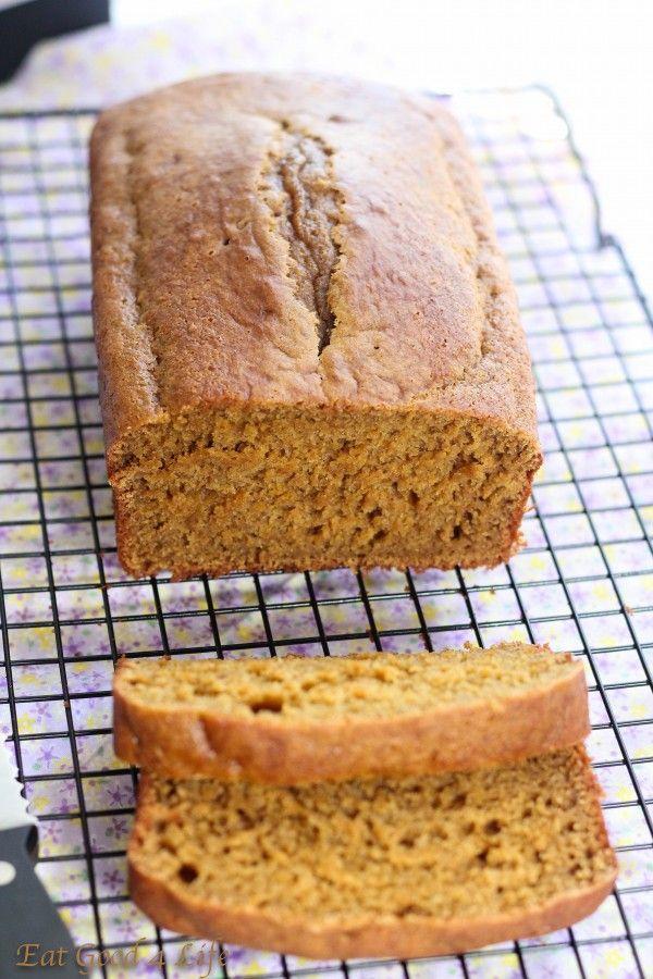 low fat pumpkin bread pumpkin bread low sugar healthy pumpkin bread ...