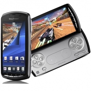 Sony Ericsson Xperia R800 Play Black
