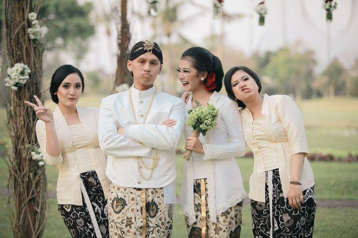 Pernikahan Adat Jawa Cici dan Dhany di Yogyakarta