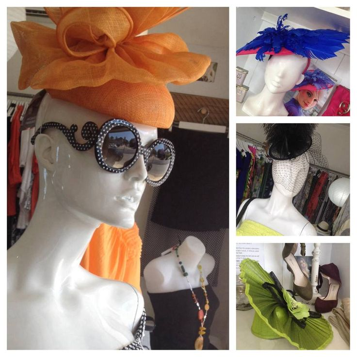 Hats off to some of the feminine gorgeous Melbourne Cup gems we have ready and waiting for you in store!