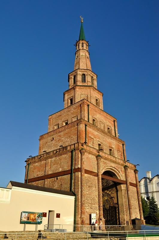 Kazan, Tatarstan (Russia).  http://www.worldheritagesite.org/sites/kazankremlin.html