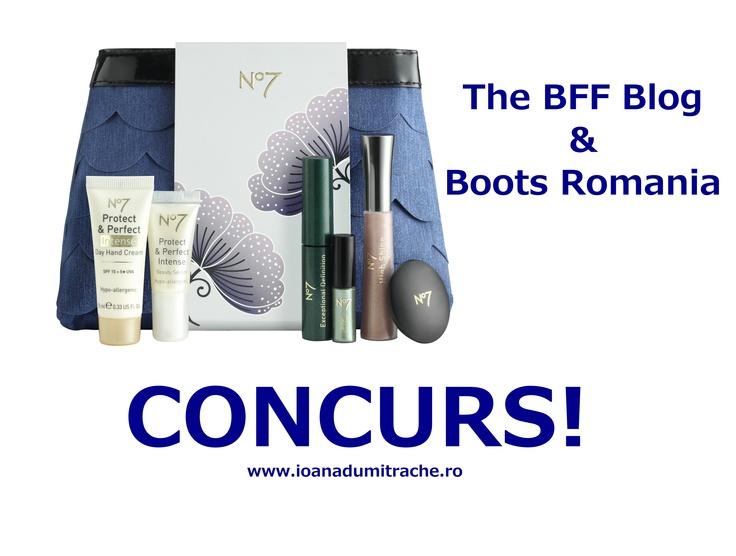 Concurs Boots