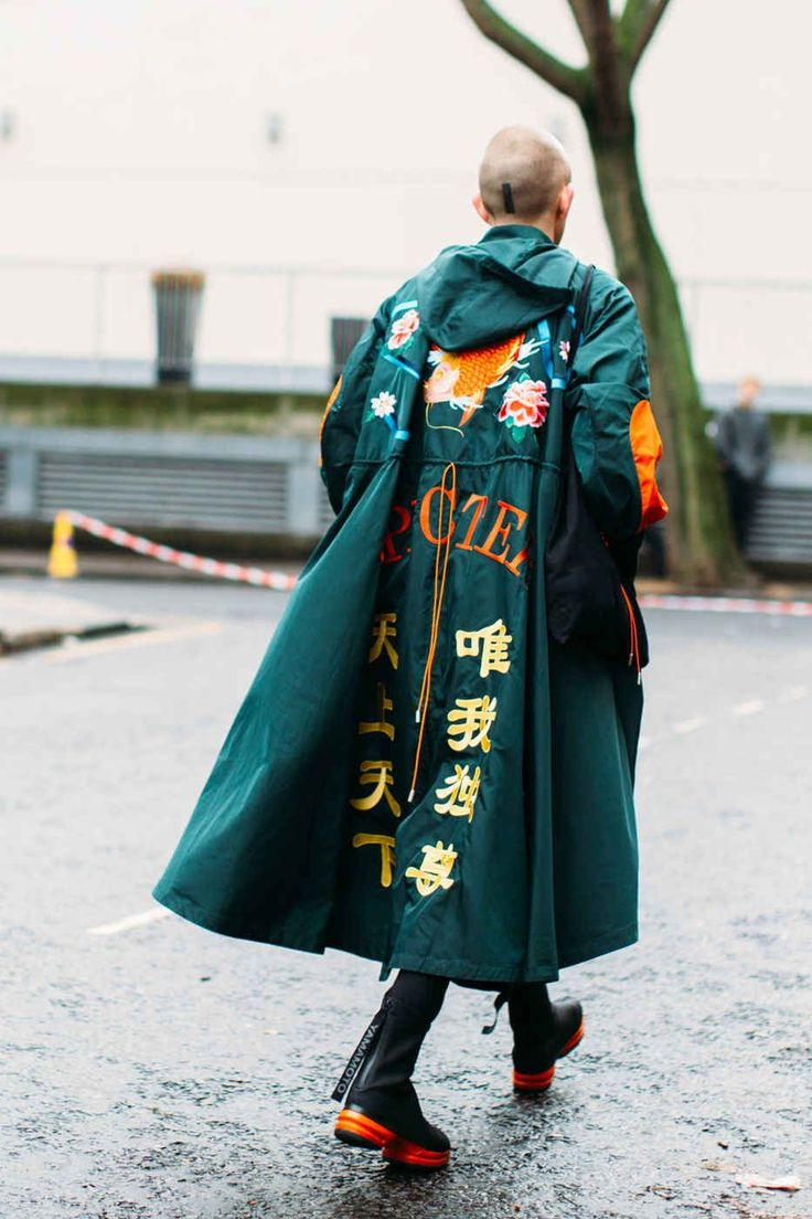 The 87 Greatest Road Fashion Appears From Males's Trend Week: London, Milan and Pitti …