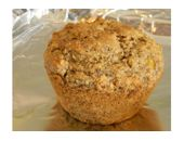 Medifast Peach Oatmeal Muffins recipe - I think I can modify this to regular oatmeal and frozen peaches