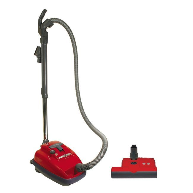 Sebo K3 Airbelt Canister Vacuum Cleaner - Red