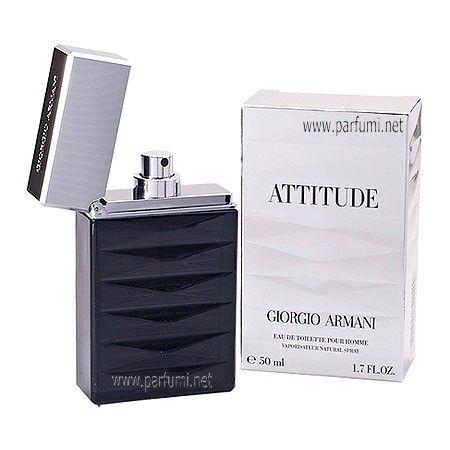 Armani Attitude by Giorgio Armani.