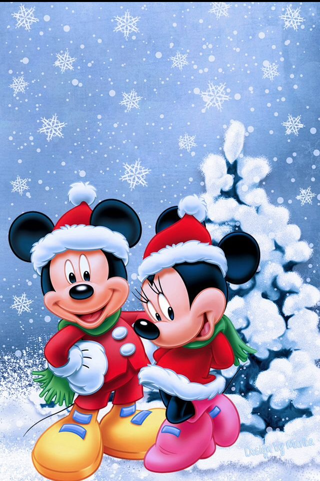 1175 best disney animation images on pinterest disney - Minnie mouse noel ...