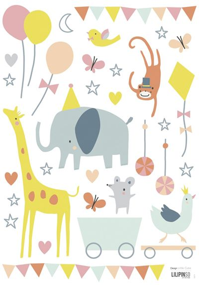 s1074_a3-stickers-animaux-cirque-bebe-fille-lilipinso.jpg (400×572)