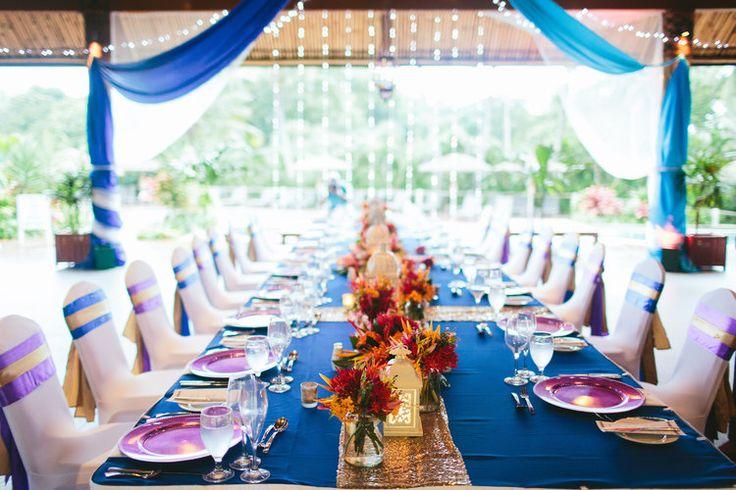 Outrigger Resort Fiji / Tropical, moroccan, peacock inspired wedding design. Pixieset-kamacatchme-fijiweddingphotography-187.jpg
