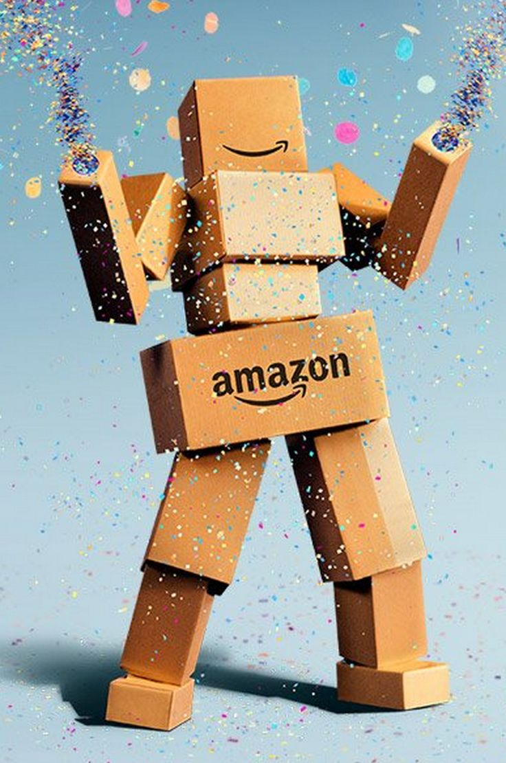 dancing cardboard box robot created to promote amazon prime day 2015 ibot ubot webot. Black Bedroom Furniture Sets. Home Design Ideas