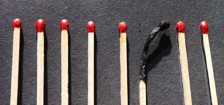 Burnout-Symptome: Diese Anzeichen solltest du ernst nehmen (Foto: CC0 Public Domain / pixabay / PeterKraayvanger)