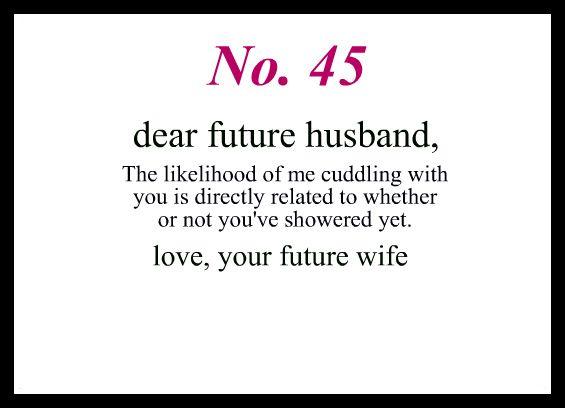 Consider, future husband promises to spank hope, it's